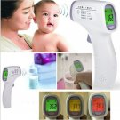 Non-Contact IR Infrared Laser LCD Digital Point Baby Body Forehead Thermometer #53295