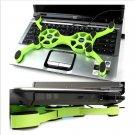 Laptop Notebook 2 Fan Cooling Pad Cooler #84