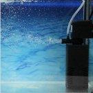 300L/H Aquarium Fish Tank Internal Filter Water Pump
