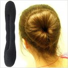 2 x Magic Bun Hair Twist Styling Braid Tool Holder Clip #3214