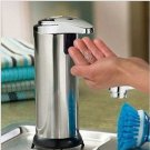 Stainless Steel Hand Free Automatic Touchless Bathroom Kitchen Soap Dispenser