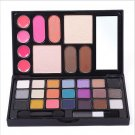 31 Color Wet Shine Eye shadow Blush Lip Gloss Eyebrow Cosmetic Makeup Palette Set
