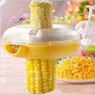 Manually OneStep Kitchenware Corn Kerneler Stripper Peeler Thresher Remover Tool