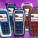 Original Nokia 3220 GSM Cell Phone Original Unlocked NOKIA phone nokia 3220 Refurbished