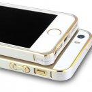Ultra thin Slim Aluminium Metal Bumper Frame Case For apple Iphone 5/5S/5G (BLACK