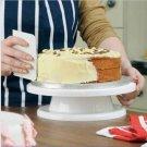"Pro 11"" Rotating Revolving Cake Sugarcraft Turntable Decorating Stand Platform"
