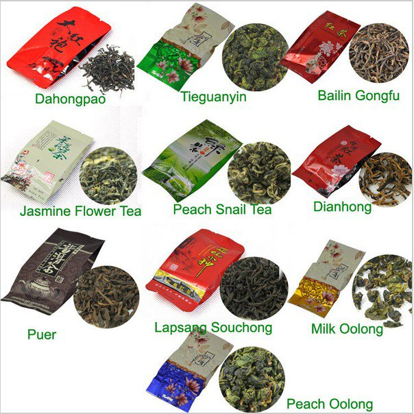 Какой в китае купить чай