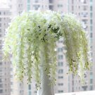 3 X Bouquet Artificial Wisteria Silk Flower Home Party Wedding Garden Floral Decoration