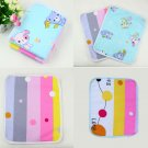 Baby Infant Waterproof Urine Mat Cover Burp Changing Pad Reusable