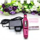 Electric Nail Drill Machine Art Salon Manicure File Polish Tool New Pedicure Set