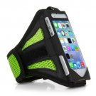 Mesh Gym Armband Case Cover Sports Running Jogging for Apple iPhone5/5S  (COLOR GREEN