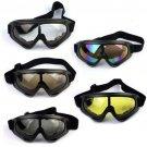 1Pcs Motorcycle Ski Snowboard Dustproof Sunglasses Goggles Lens Eye Glasses