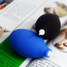 New Camera Lens Filter Cleaner Rubber Dust Blowing Ball Mini Air Blower Black
