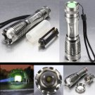 UltraFire CREE 2000LM XM-L T6 LED 18650 ZOOMABLE Flashlight Lamp Light 5-modes