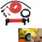 SIPHON PUMP KIT TRANSFER WATER OIL FUEL KEROSENE GAS FLUID SYPHON CHANGE HOSE