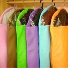 1X Home Dress Clothes Garment Suit Cover Bags Dustproof Storage Protector (SIZE SMALL