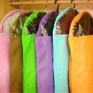 1X Home Dress Clothes Garment Suit Cover Bags Dustproof Storage Protector (SIZE MEDIUM
