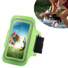 Armband Case Cover Holder Fr Samsung Galaxy S4 Mini i9190 (COLOR GREEN
