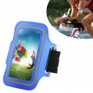Armband Case Cover Holder Fr Samsung Galaxy S4 Mini i9190 (COLOR DARK BLUE