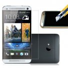 ANTI SCRATCH TEMPERED GLASS SCREEN PROTECTOR GUARD FILM FOR HTC ONE M7