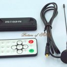 RTL2832U+R820T USB DVB-T MPEG4/H.264 HDTV Tuner Stick FM+DAB w/ MCX Antenna