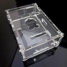 New Transparent Box Case for Raspberry Pi Model B