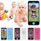 Baby Simulator Music Phone Touch Screen Children Toy Electronic Chinese Learning