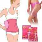 2x Sauna Slimming Belt Burn Cellulite Fat Body Wraps Leg Thigh Shaper Weight Loss