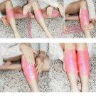 2x Sauna Slimming Belt Burn Cellulite Fat Body Wraps Leg Thigh Shaper Weight Loss