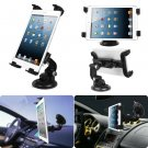 360°Car Windshield & Desk Top Mount Bracket Holder for iPad 2/3/4/Mini Tablet PC