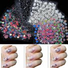 50 Sheets Nail Art Transfer Stickers 3D Design Manicure Tips Decal Decoration SE3