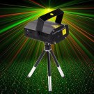 Mini LED R&G Laser Projector Stage Lighting Adjustment DJ Disco Party Club JY