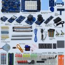 Full Edition UNO R3 Starter Kit for Arduino 1602LCD Servo Motor Relay Adapter