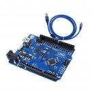 2014 Infiduino Uno R3 Atmega328P/Mega16U2 Arduino compatible+1.5mUSB cable