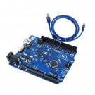 2014 Infiduino Uno R3 Atmega328P/Mega16U2 Arduino compatible+0.5mUSB cable