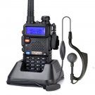 Pofung UV-5R VHF/UHF 136-174/400-520MHz Ham Two-way Radio Walkie Talkie