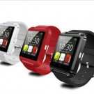 U8 Bluetooth Smart Wrist Watch Phone Mate For Android&IOS Iphone Samsung LG ( COLOR RED