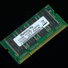 512MB DDR PC2700 DDR333 200pin Sodimm 333Mhz Notebook Laptop Memory NON-ECC
