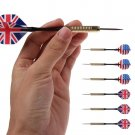 3pcs/set of Steel Needle Tip Dart Darts With Nice Flight Flights