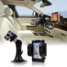 CAR MOUNT WINDOW DOCK WINDSHIELD SUCTION HOLDER FOR CELL PHONES SMARTPHONES GPS