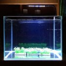 48 LED Aquarium Fish Plant 2 Mode Clip White &Blue Light Bulb Lamp Adjustable