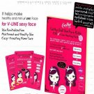 Karmart Cathy Doll Slim Face Bible V-Line Heating Pack Face lift Shape Korea