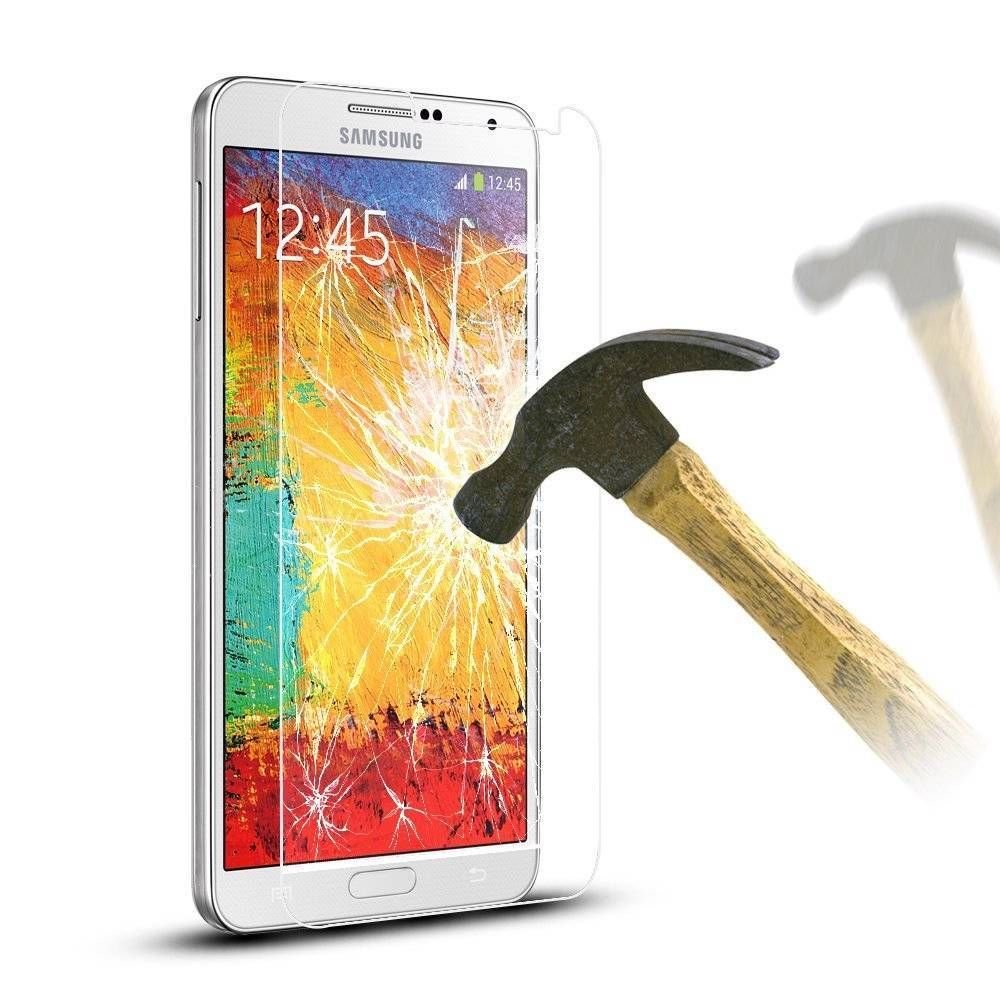 Note 3 Tempered Glass Screen Protector Guard for Samsung Galaxy Note 3 N9000