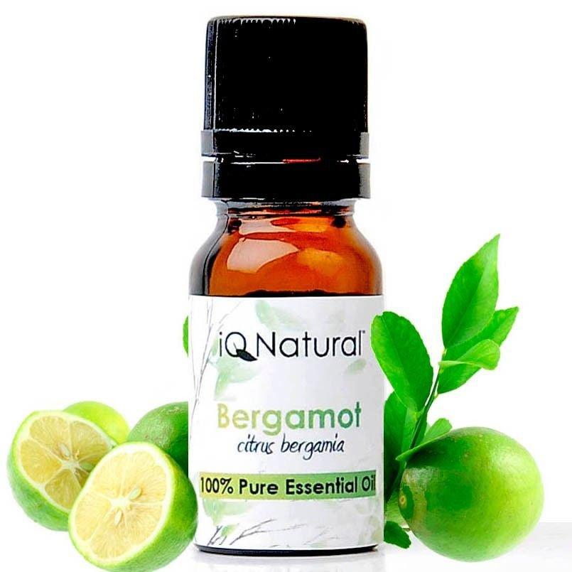 Essential Oil: Bergamot (Citrus bergamia) - 100% Pure Uncut 5ml