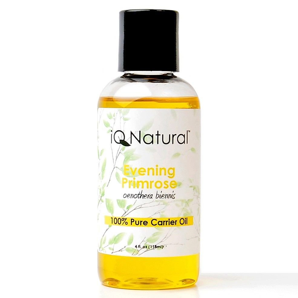 Carrier Oil: Evening Primrose Oil (Oneothera Biennis) -- 4 fl. oz