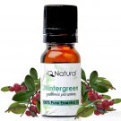 Essential Oil: Wintergreen (Gaultheria procumbens) -- 100% Pure Uncut 5ml