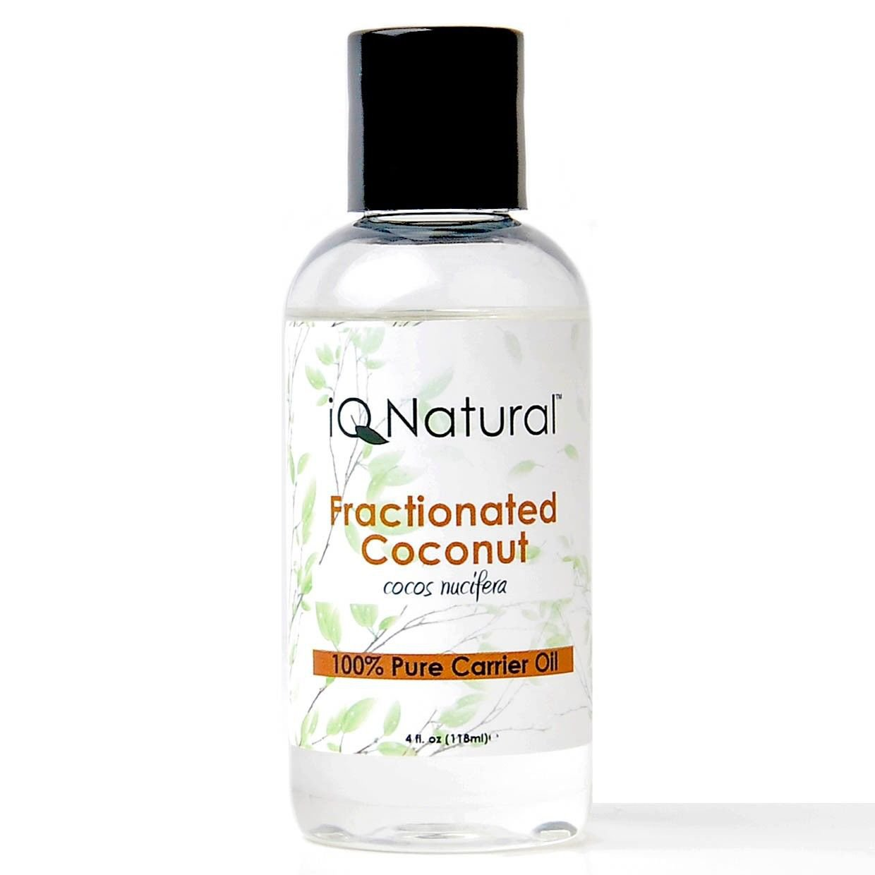 Carrier Oil: Fractionated Coconut Oil (Cocos nucifera) -- 4 fl. oz