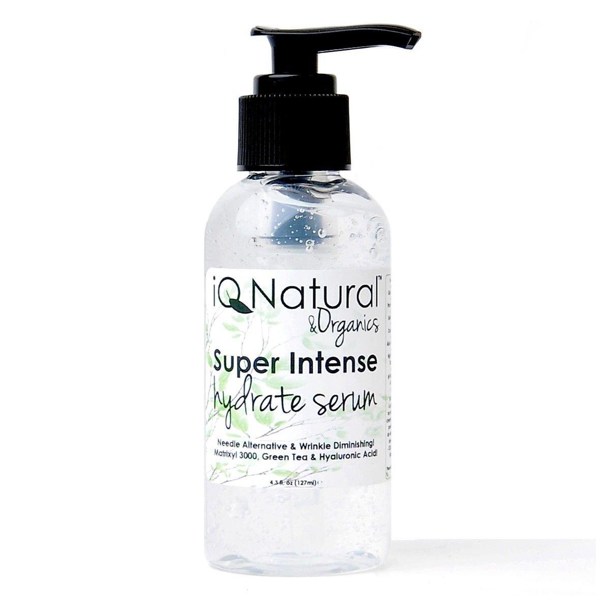Peptide Anti Aging Face Skin Firming Serum ha HYALURONIC ACID 60% Matrixyl 3000