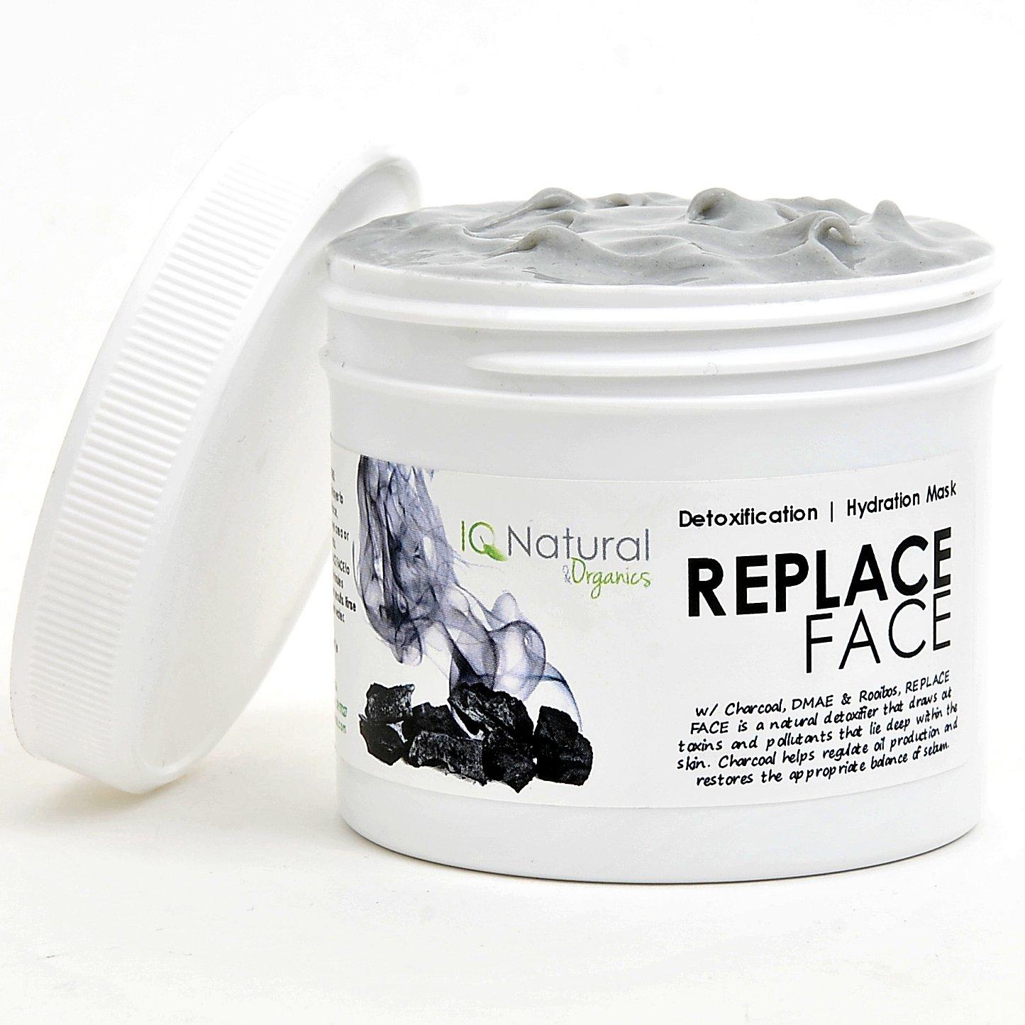 Detox Skin FACE Mask Charcole Acne Clarifying Blemish