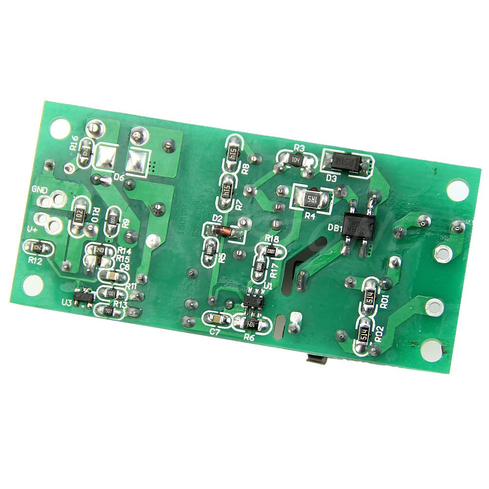 5V 2A 10W Precision Isolation Bare Plate Switching Power Module Supply Regulator